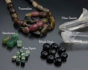 Garden Gemstones by Jularee - www.jularee.com
