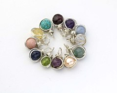 Birthstone Pendant Jewelry