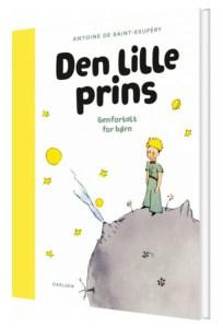 Den lille prins, Den lille prins bog, bøger til børn, julegaver til børn, gaver til børn