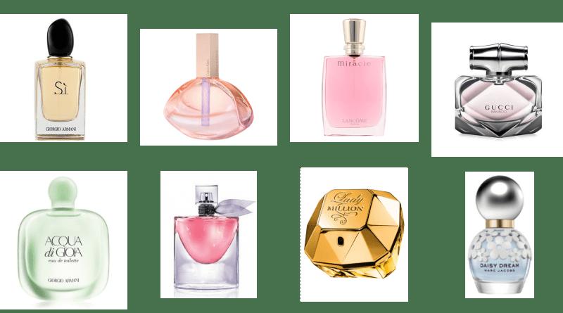 populære parfumer til kvinder 2016, populære parfumer 2017, parfumer til kvidner, gave parfume kvinder, julegaver til kvinder, gaver til kvinder, julegaver til piger, populære parfumer 2016