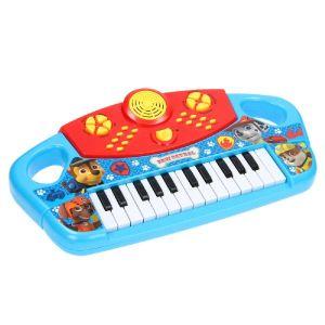 paw patrol klaver, bamse med paw patrol, gaver til 2 årige, julegaver til børn, paw patrol