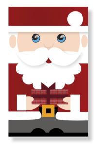 print selv julepynt, julemand, toiletpapirsjulemand, julemand toiletpapirs, julemands skabelon til toiletpapir, gratis julepynt, print gratis julepynt, download gratis julepynt, download gratis julepynt, gratis julehjerte skabeloner, julegaver til hende, julegaver til ham,