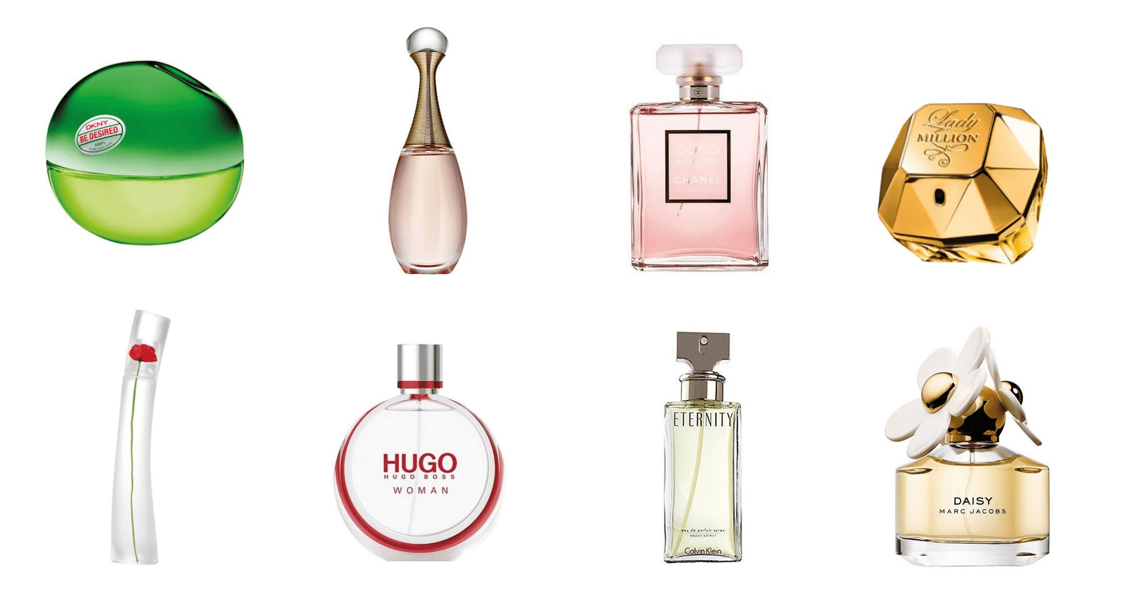 bedste parfume til kvinder