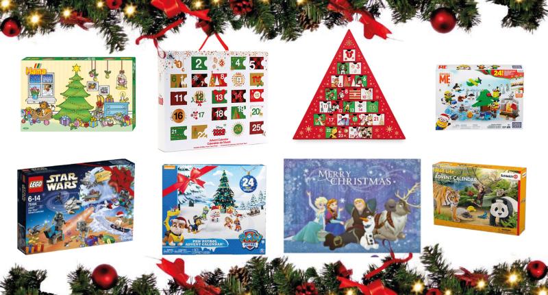 julekalendere til børn, børnejulekalendere, find dne rigtige julekalender til børn, julekalender til piger, julekalender til drenge, julekalender 2017, julekalender til børnene, julekalender med minions, julekalender med cars, julekalender med lego, julekalender med playmobil, julekalender med disney