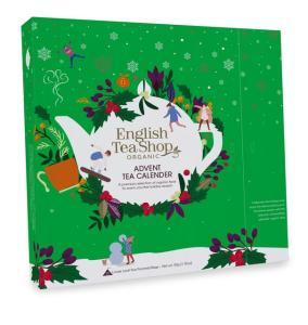 te julekalender, julekalender med te, sunde julekalender, english home te julekalender, julekalender med te, julekalender til voksne