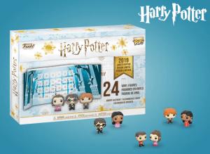 Harry potter julekalender, julekalender harry potter, julekalender til piger, julekalender til drenge, julekalender med harry potter