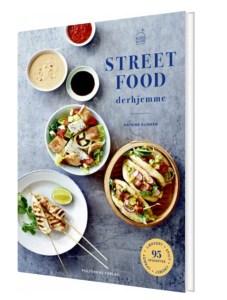 bog til studerende, anderledes kogebøger, anderledes kogebog, street food, kogebog til unge, gaver til studerende