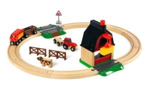 Bondegård på landet sæt, Brio legetøj, gaver itl 3 åarige drenge, gaver til 3 år, drenge 3 år gaver, gaver til børn