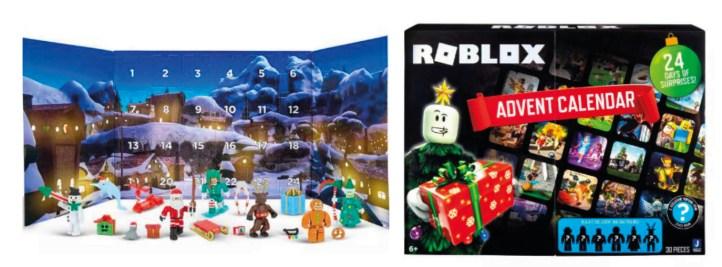 Roblox julekalender, julekalender til børn, børne julekalender, julekalender med Roblox,