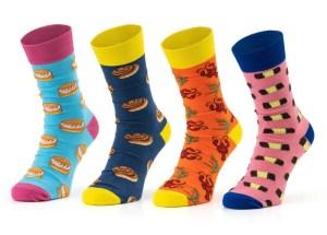 sjove sokker, sjove strømper, julegaven til ham, sokker til ham, gaver til mænd, anderledes gaver til ham