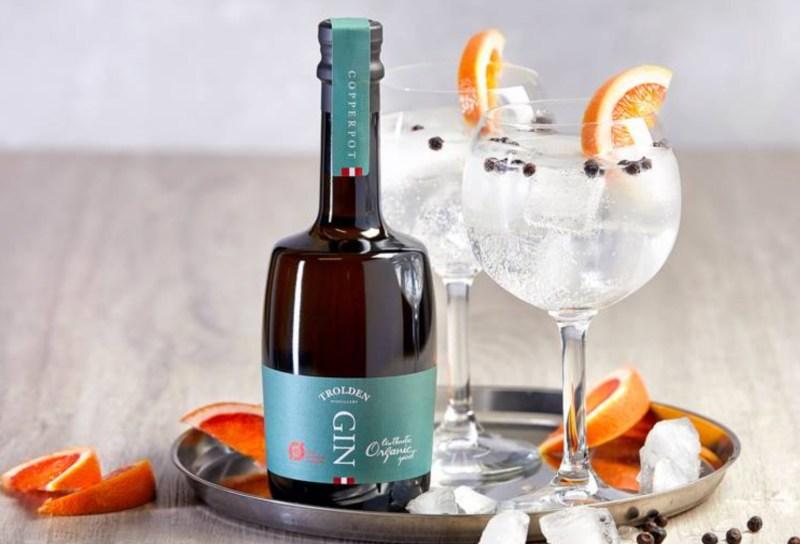 Dit eget ginfad hos Trolden Destilleri, Trolden Destilleri, lav din egen gin, oplevelsesgaver med gin, gin oplevelsesgaver