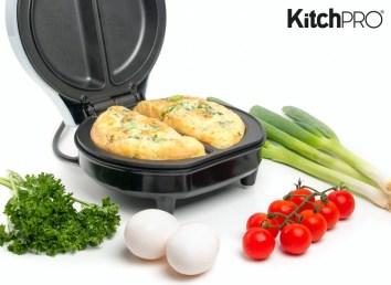 Omelet maker, maskine til at lave omelet, gaver til bedste forældre,