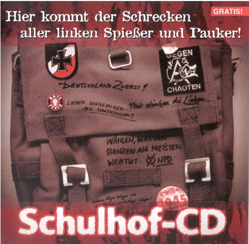Schulhof-CD