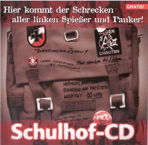 Argumentationshilfe gegen Schulhof-CD