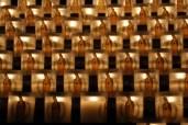 Notre-Dame Pariser Chic Französisches Flair Kerzen Heiligenbilder Lichtermeer Kirchenlichter