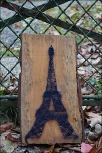 ... der Eiffelturm im meinem Garten.