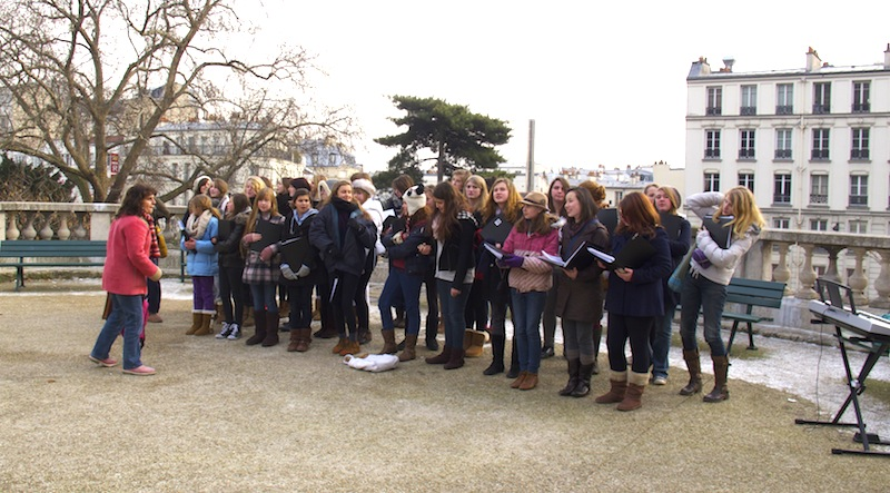 St Edmund's Choir