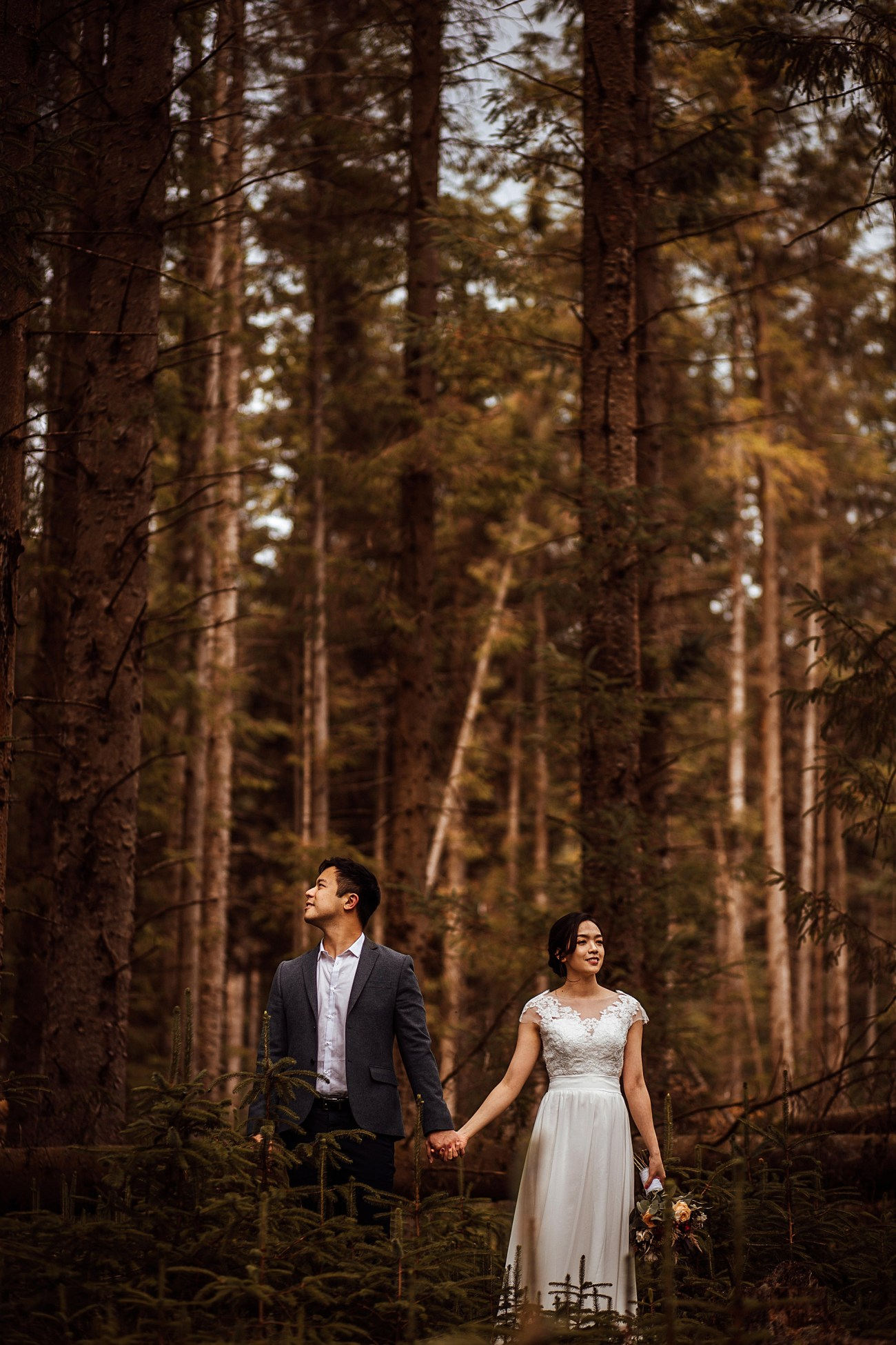 Incredible chinese engagement photography uk