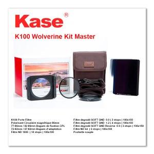 Kase K100 Wolverine Kit Master