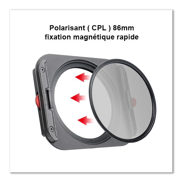Systeme Kase K8 CPL Pola Magn