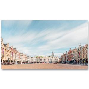 Place des Héros d'Arras par Yvon HAZE