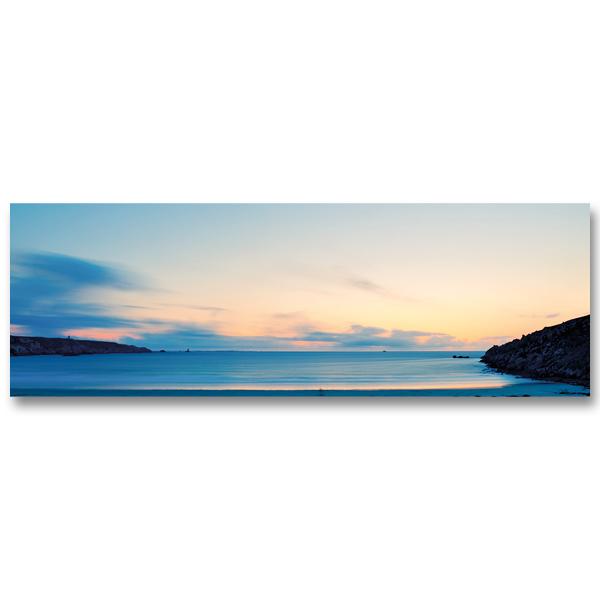 Fin de journée à la Baie des Trépassés par Yvon HAZE