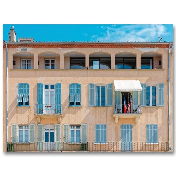 Entente Franco-USA, St Tropez par Yvon HAZE