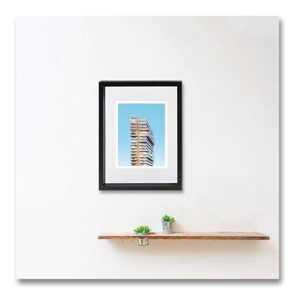 La Tour Escalier à Nantes par Yvon HAZE