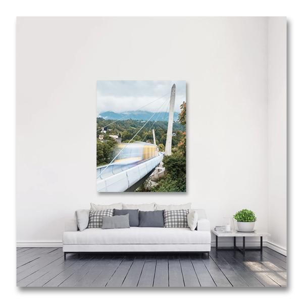Hungerburg Funicular par Yvon HAZE