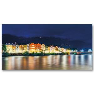 Innsbruck et ses couleurs par Yvon HAZE