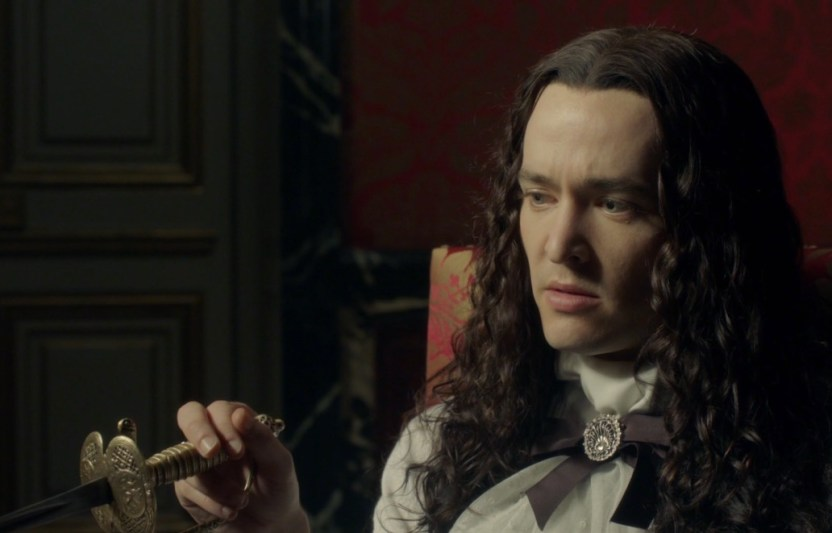 Versailles Season 2, Episode 5 - the one with the dead priest