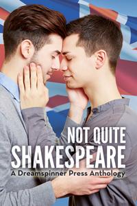 Not Quite Shakespeare cover art