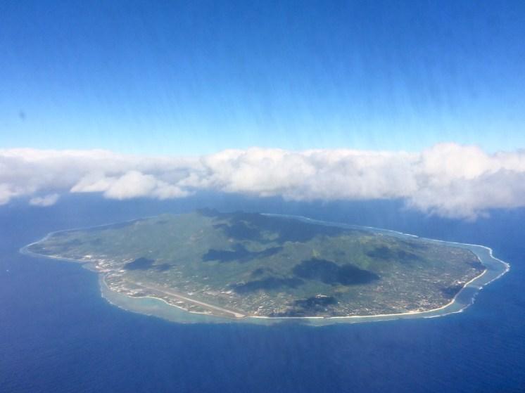 Bye bye Cook Islands, you'll be missed!