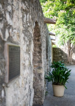The Alamo, San Antonio, Texas (35mm, 1/400s, f2, ISO 200)