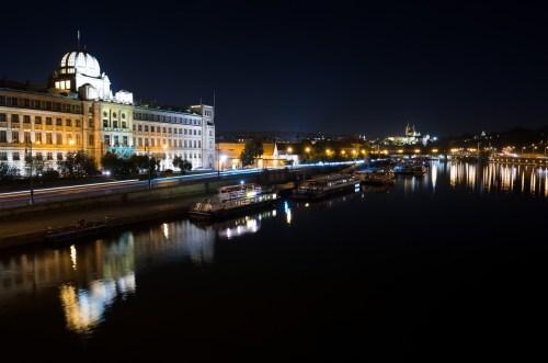 Night view, Prague (16mm, 5s, f3.6, ISO 200)