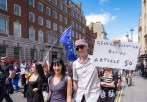 """""""General election before Article 50"""", London, UK (16mm, 1/320s, f5.6, ISO 200)"""