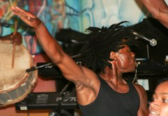 A music festival (Praia, Cape Verde)