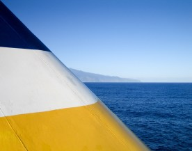 Ferry from Porto Santo to Funchal (7mm, f6.3, 1/640s, ISO 50)