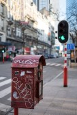 Boulevard Adolphe Max, Brussels, Belgium
