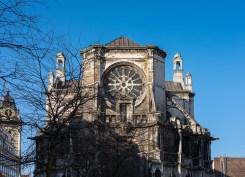 Saint Catherine Church, Brussels, Belgium