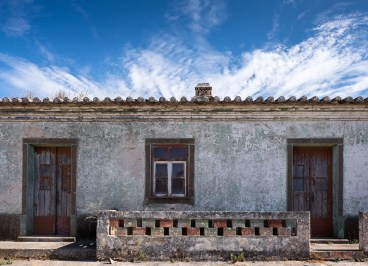 Old house at Monte da Vinha, Portugal (16mm, 1/420s, f7.1, ISO 200)
