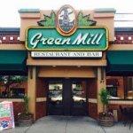 Green Mill pizzeria