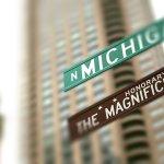 Corner of Michigan and Chicago