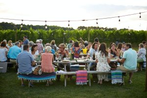 picnic -large gathering