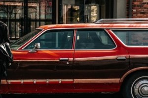 Vintage Station Wagon