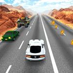Masini pe autostrada