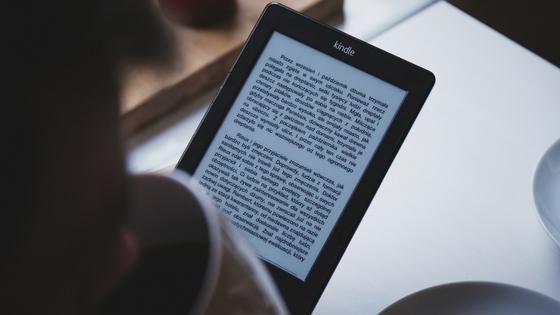 Kindle-E-Reader von Amazon