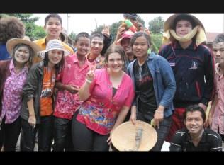 One Wet Community: Songkran 2012
