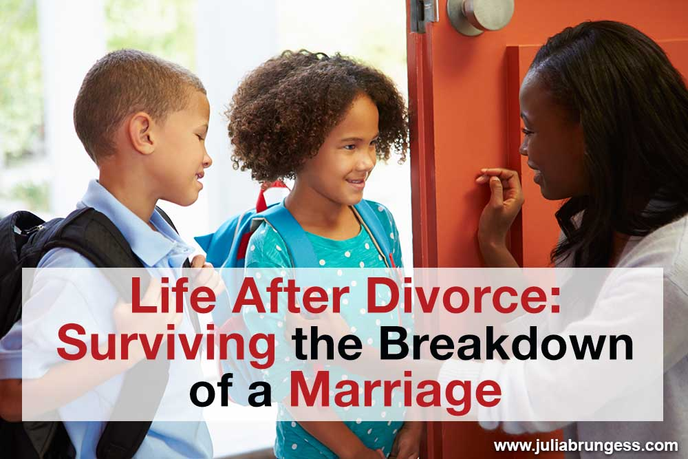 surviving divorce relationships When i found out my marriage was over,i thought my life was over too turns out divorce was the best thing that ever happened to me.