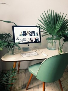 lucite-green-chair